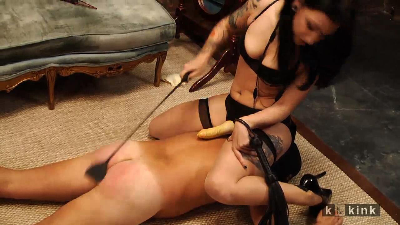 Cybill Troy Strap In Scene: On Punishment - CYBILLTROY - HD/720p/WMV