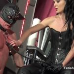 Fetish Liza In Scene: My personal boot whore part2 – FETISHLIZA – HD/720p/MP4