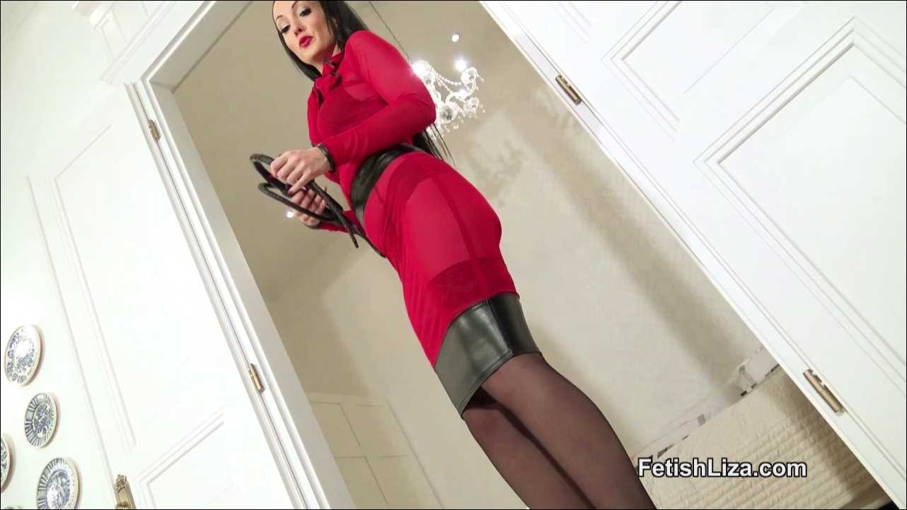 Fetish Liza In Scene: Teasing nylon Goddess - FETISHLIZA - HD/720p/MP4