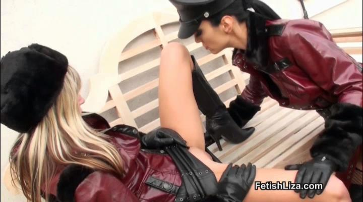 Fetish Liza, Gina Gerson In Scene: Lick my privates part 1 - FETISHLIZA - LQ/SD/400p/MP4