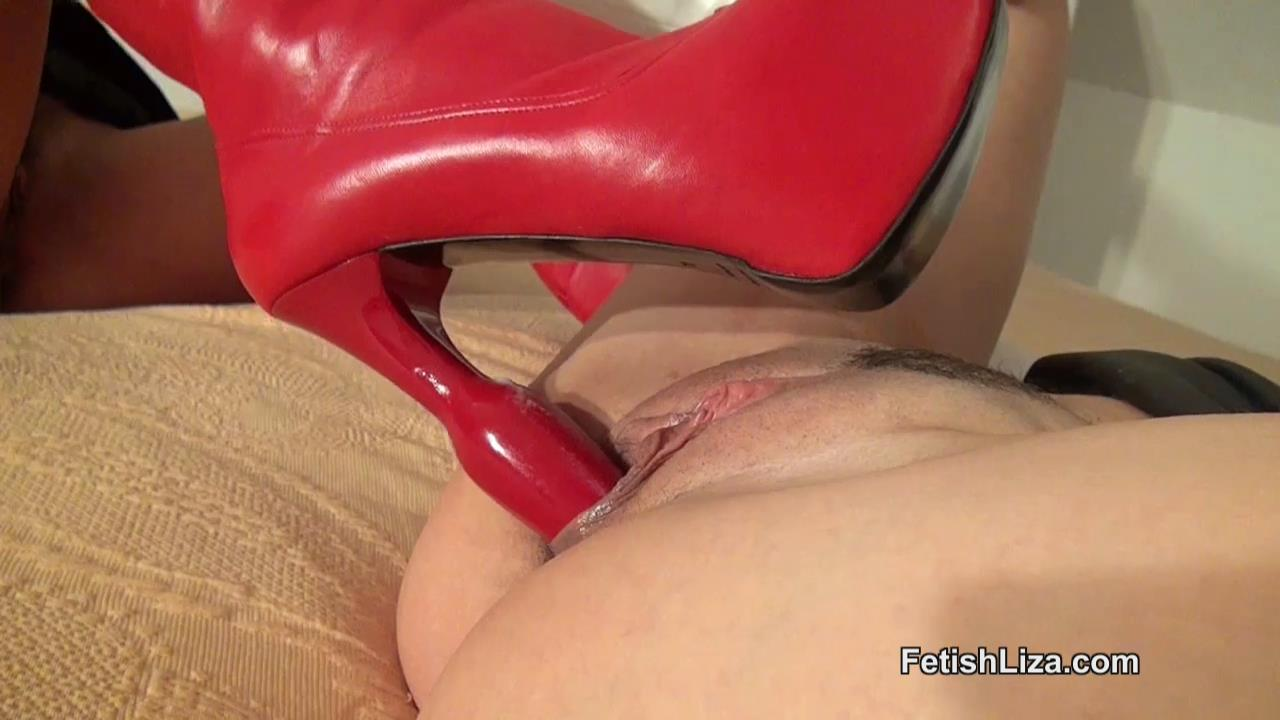 Fetish Liza, Princess Nikki In Scene: Submit to our plugboots part 2 - FETISHLIZA - HD/720p/MP4