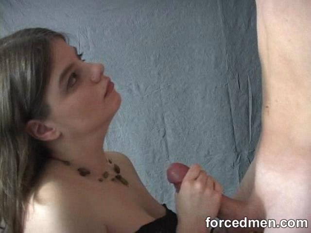 Mistress Sage In Scene: Sage steals his cum away - FORCEDMEN - SD/480p/WMV