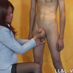 Lady Victoria In Scene: I must extract your cum young peeper – FORCEDMEN – SD/480p/WMV