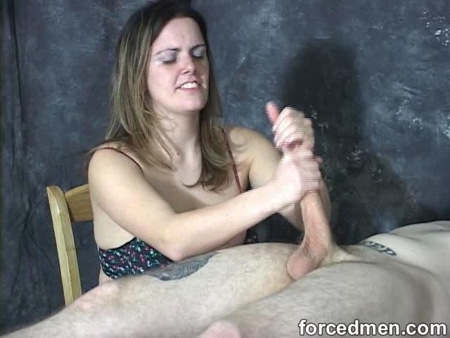 Mistress Amber In Scene: You Worthless Piece of Shit - FORCEDMEN - SD/480p/WMV