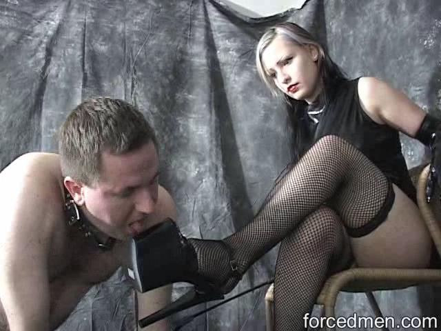 19 year old Mistress Lilly In Scene: You call that a cock - FORCEDMEN - SD/480p/WMV