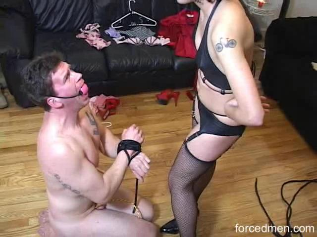 Mistress Jana In Scene: I told you to get rid of that - FORCEDMEN - SD/480p/WMV