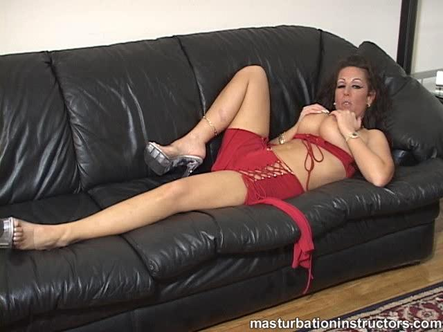 Angelica In Scene: You can't handle my pussy so just jerk - MASTURBATIONINSTRUCTORS - SD/480p/WMV