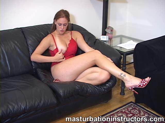 Mariah In Scene: I'm going to give you a good fuck - MASTURBATIONINSTRUCTORS - SD/480p/WMV