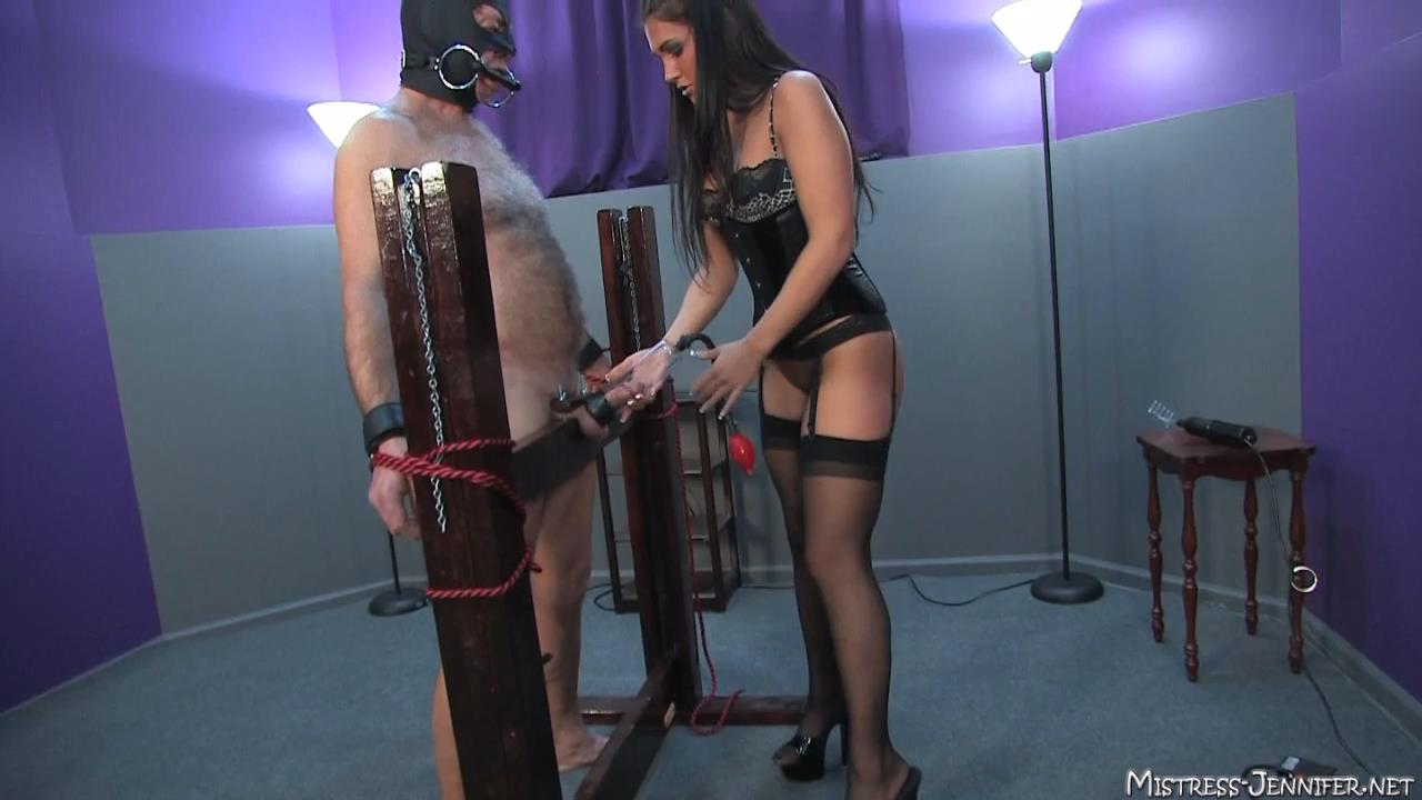 Mistress Jade Indica In Scene: Jade is a Dominatrix II Full - MISTRESS-JENNIFER - HD/720p/MP4