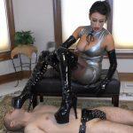 Mistress Tangent In Scene: Steel Stiletto Session Full – MISTRESS-JENNIFER – HD/720p/MP4