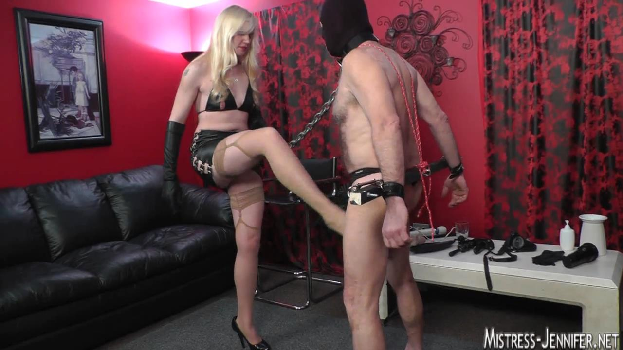 Mistress Ariel In Scene: Punished Pervert Full - MISTRESS-JENNIFER - HD/720p/MP4