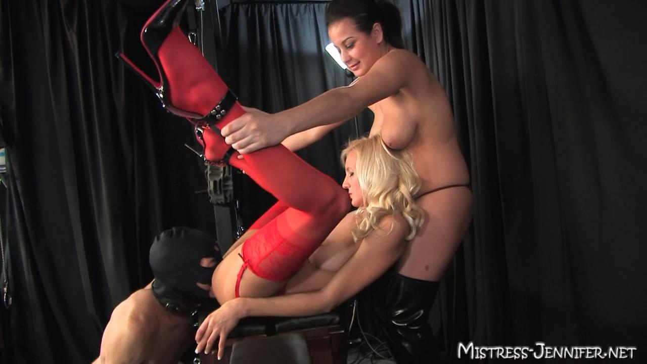 Mistress Autumn In Scene: Let It Out Full - MISTRESS-JENNIFER - HD/720p/MP4