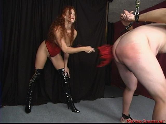 Mistress Sabrina In Scene: Suffer For Sabrina Full - MISTRESS-JENNIFER - SD/480p/MP4