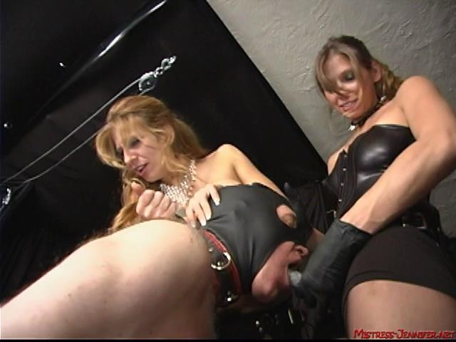 Mistress Ashley, Mistress Sydney In Scene: Ice Queens Full - MISTRESS-JENNIFER - SD/480p/MP4