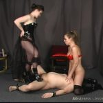 Mistress Noelle, Mistress Sarah In Scene: Lick Harder Full – MISTRESS-JENNIFER – SD/480p/MP4