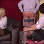 Lady Nina Birch, Mistress Anna Regent, Mistress Ursula In Scene: Humiliated In Front of Wife's Friends – THEENGLISHMANSION – SD/480p/WMV