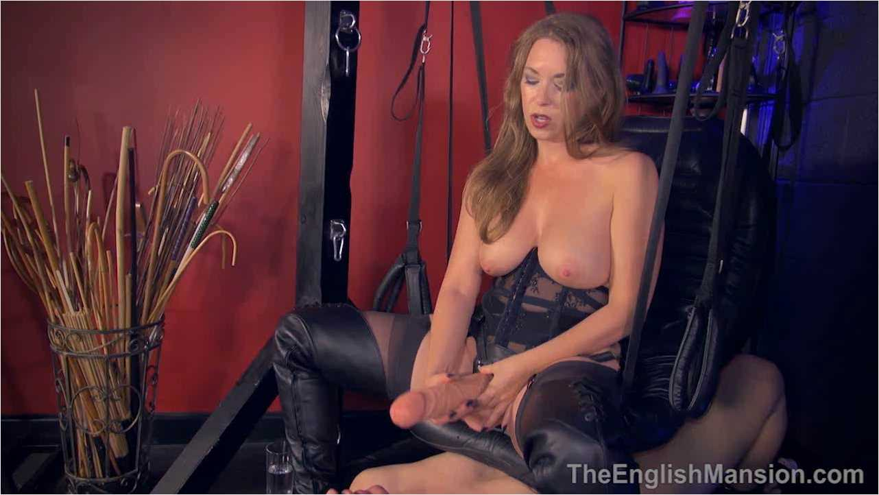 Mistress T In Scene: Take My Spit - THEENGLISHMANSION - HD/720p/WMV