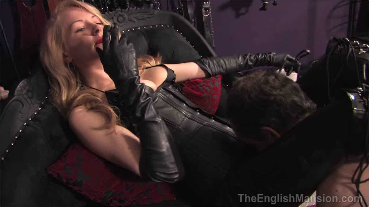 Mistress Eleise In Scene: Worship My Leather - THEENGLISHMANSION - HD/720p/WMV