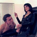 Fetish Liza In Scene: Smoking Hot Strapon – THEENGLISHMANSION – HD/810p/MP4