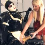 Goddess Lexi, Sophie Doll In Scene: Milked Maid – THEENGLISHMANSION – HD/720p/WMV