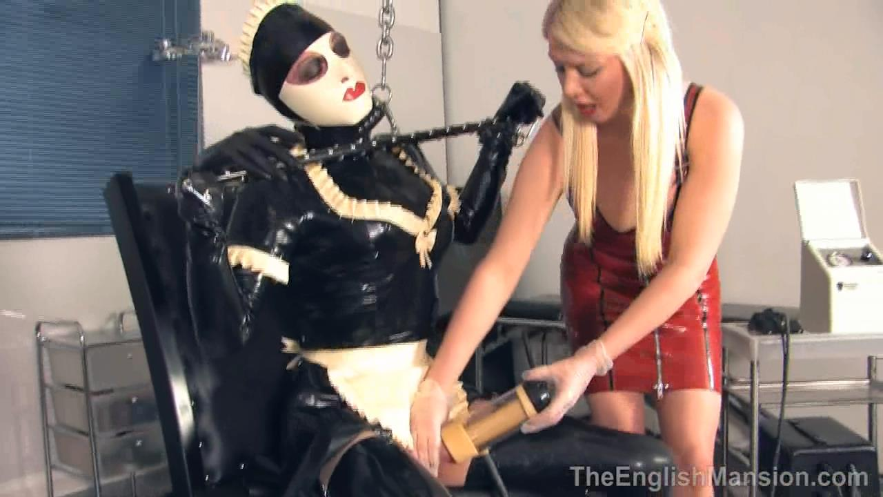 Goddess Lexi, Sophie Doll In Scene: Milked Maid - THEENGLISHMANSION - HD/720p/WMV