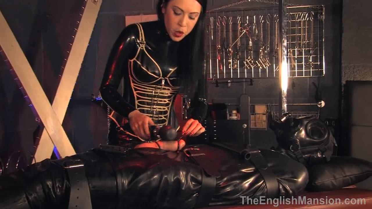 Lydia Supremacy In Scene: Rubber Bondage Supremacy - THEENGLISHMANSION - HD/720p/WMV