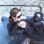 Miss Jasmine In Scene: Wet Rubber Suits – THEENGLISHMANSION – HD/720p/WMV