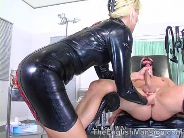 Lady Natalie Black In Scene: Natalie's Milk Man - THEENGLISHMANSION - SD/480p/WMV