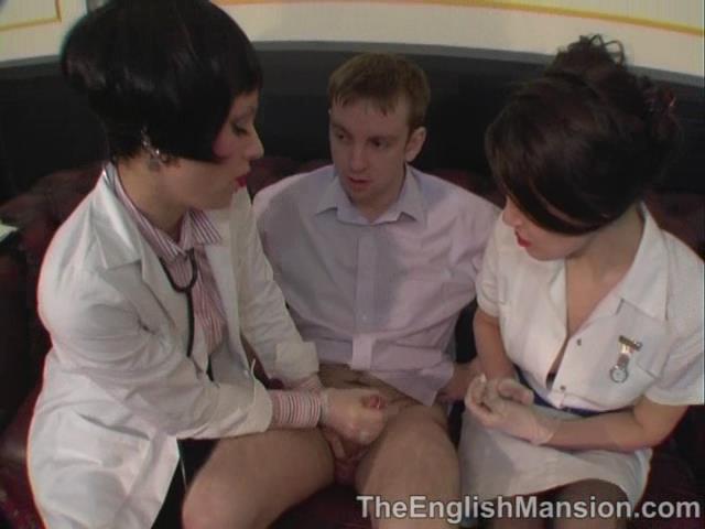 Domina Darla, Mistress Lola In Scene: The Sperm Donor - THEENGLISHMANSION - SD/480p/WMV