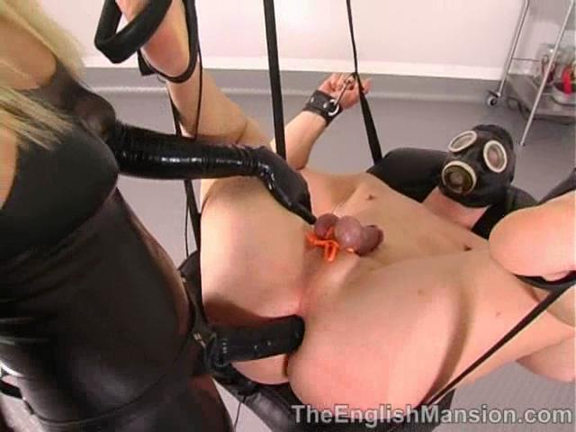 Lady Natalie Black In Scene: Natalie's Anal Slave - THEENGLISHMANSION - SD/480p/WMV