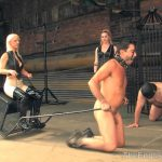 Mistress Sidonia, Mistress Vixen In Scene: Two-Horse Race – THEENGLISHMANSION – HD/720p/WMV