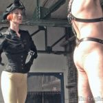 Domina Liza In Scene: Vintage Pony Carting – THEENGLISHMANSION – HD/720p/WMV