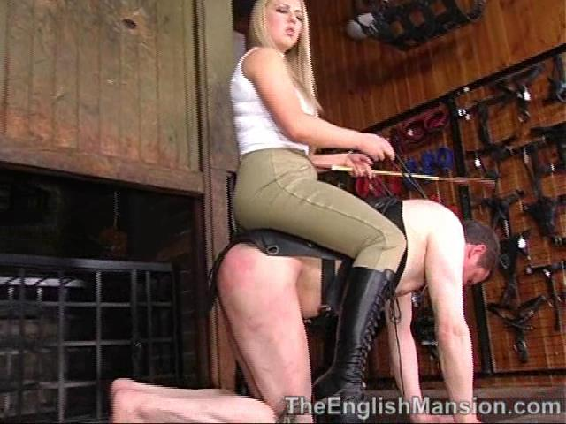 Goddess Lexi In Scene: Horse Play - THEENGLISHMANSION - SD/480p/WMV