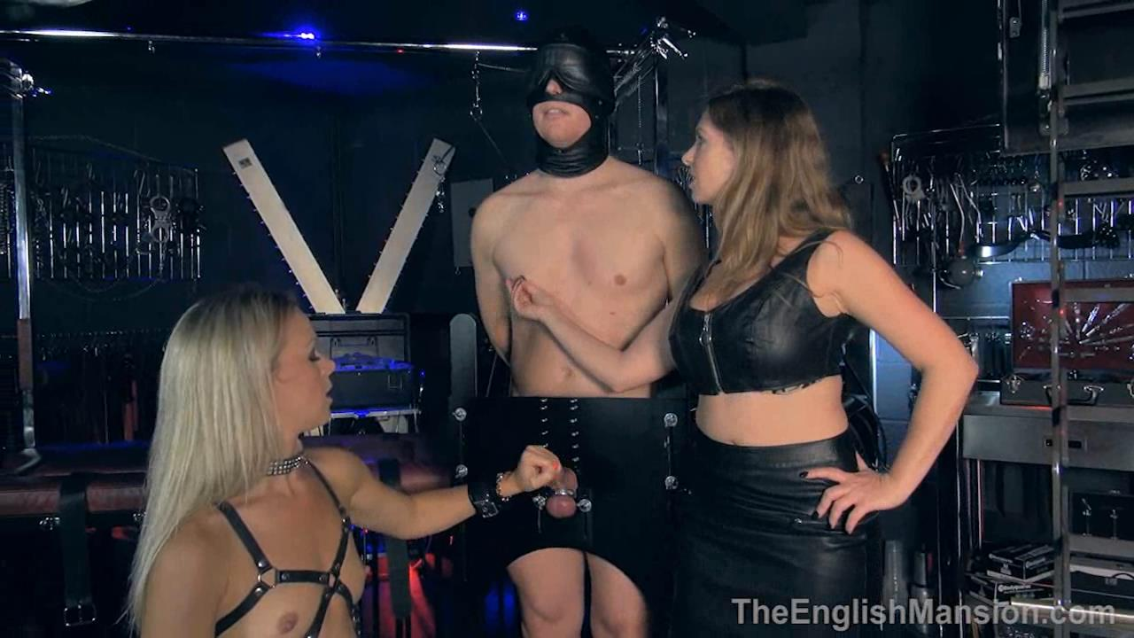 Mistress T, Sub Suzie In Scene: Ruining Their Fun - THEENGLISHMANSION - HD/720p/WMV