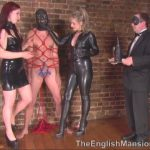 Goddess Lillith, Lady Nina Birch, Mistress Rebekka, Mistress Sidonia, Strapon Jane In Scene: Party Games Pt 2 – The Auction – THEENGLISHMANSION – SD/480p/WMV