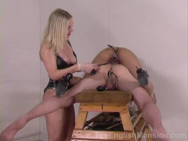 Mistress Sidonia, Slavegirl Sahara In Scene: Punishing the Slave Girl and Boy Pt 2 - THEENGLISHMANSION - SD/480p/WMV