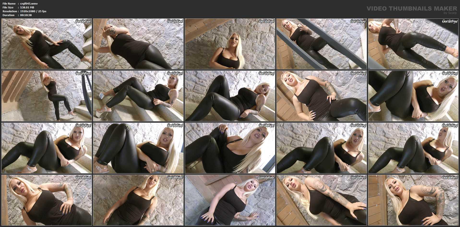 Jessie Jensen In Scene: Pimped For Your Implants - CRUELGF - FULL HD/1080p/WMV