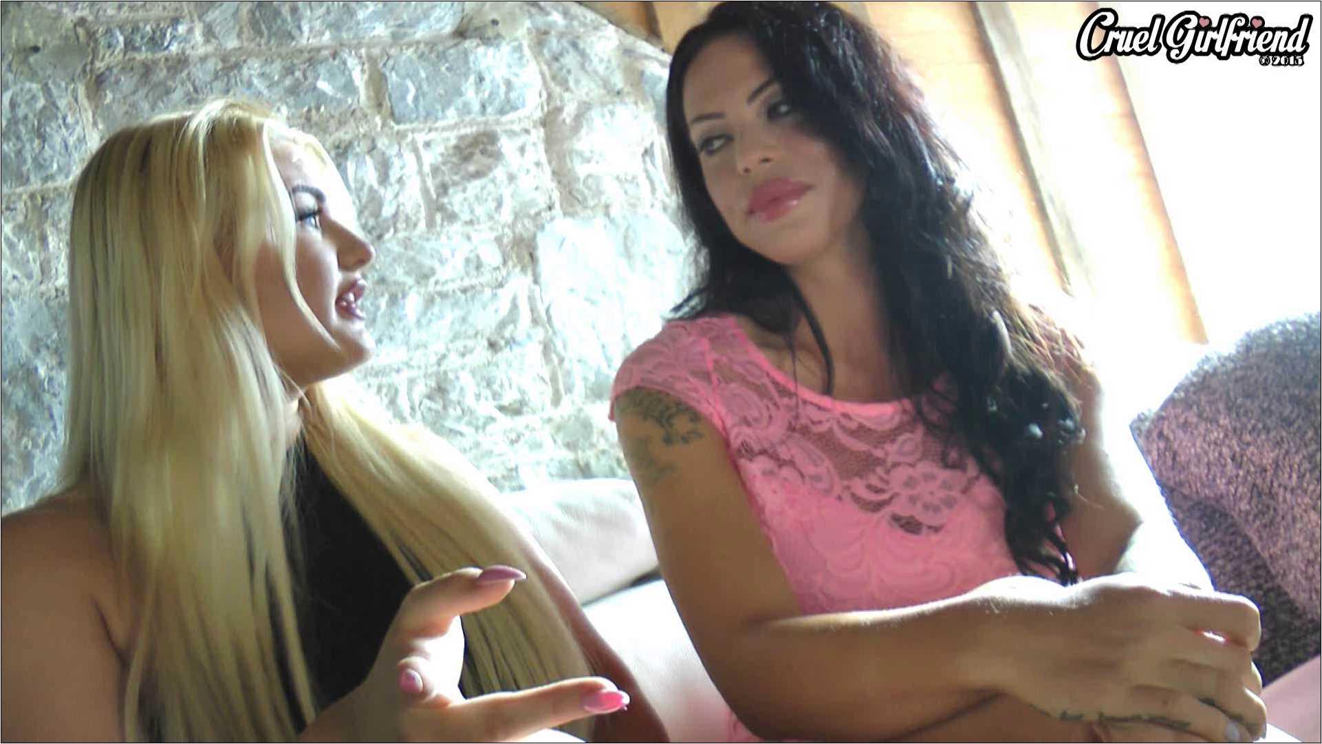Maxie In Scene: Single Girls - CRUELGF - FULL HD/1080p/WMV