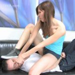 Young mistress Erina In Scene: Breath reduction for the bound slave – HOMSMOTHER – HD/720p/WMV