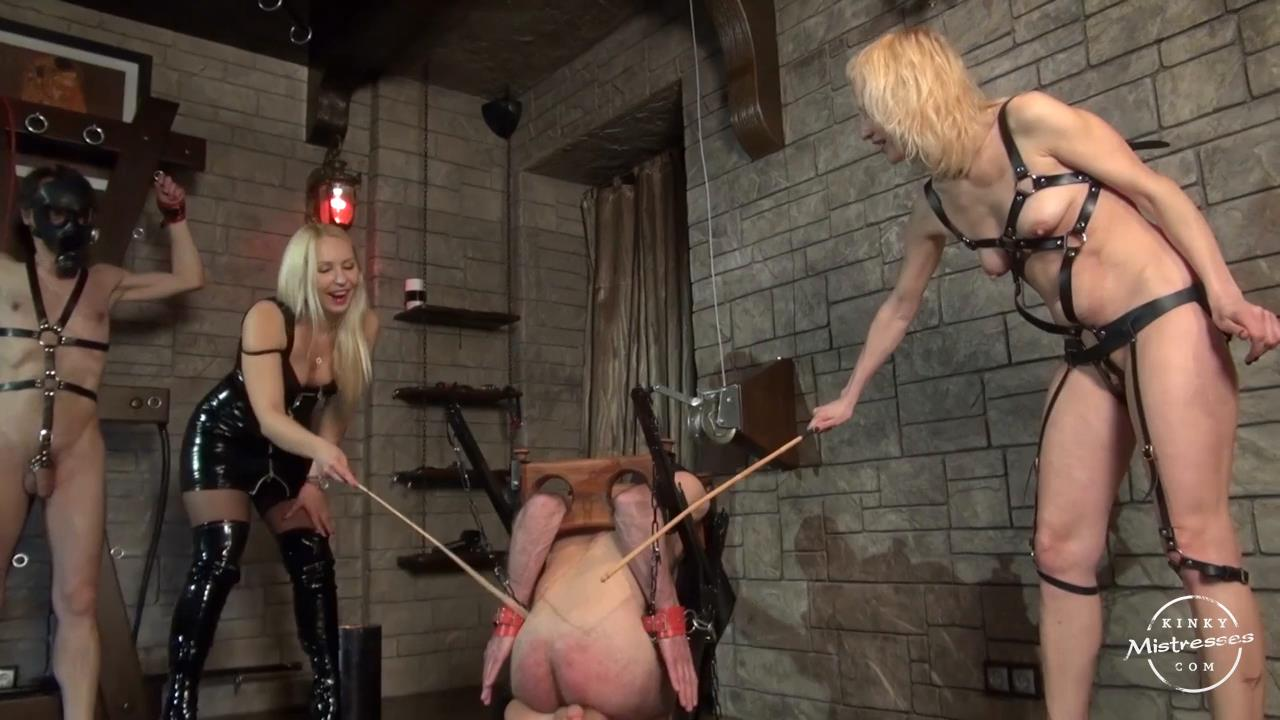 Mistress Marta In Scene: Double CP Session 2 - KINKYMISTRESSES - HD/720p/MP4