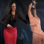Lady Luciana In Scene: Whipped By Luciana – KINKYMISTRESSES – HD/720p/MP4