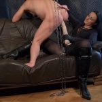 Lady Luciana In Scene: Ride The Huge Strapon – KINKYMISTRESSES – HD/720p/MP4