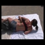 Odelia (Israel, 5'6″, 120 lbs.) Vs. Ben (Israel, 5'9″, 140 lbs.) – MIXEDWRESTLINGZONE – SD/576p/WMV