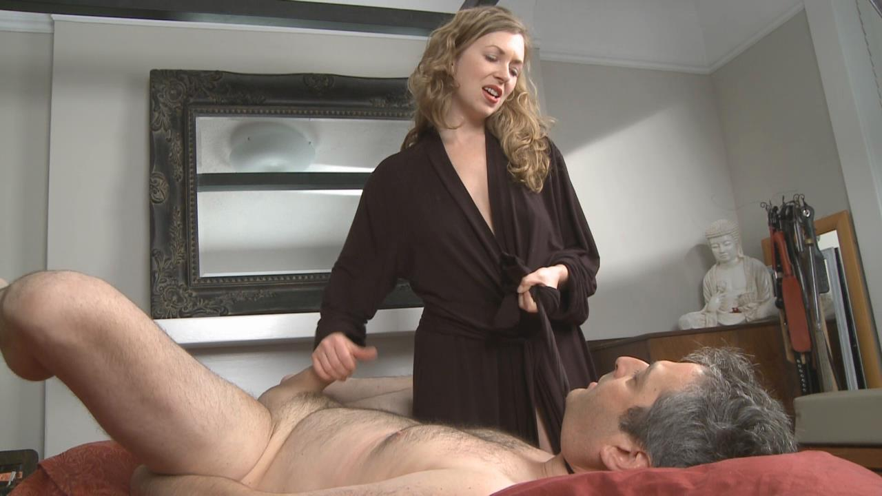 Mistress T In Scene: Cuck Handjob Humiliation - MISTRESST - HD/720p/WMV
