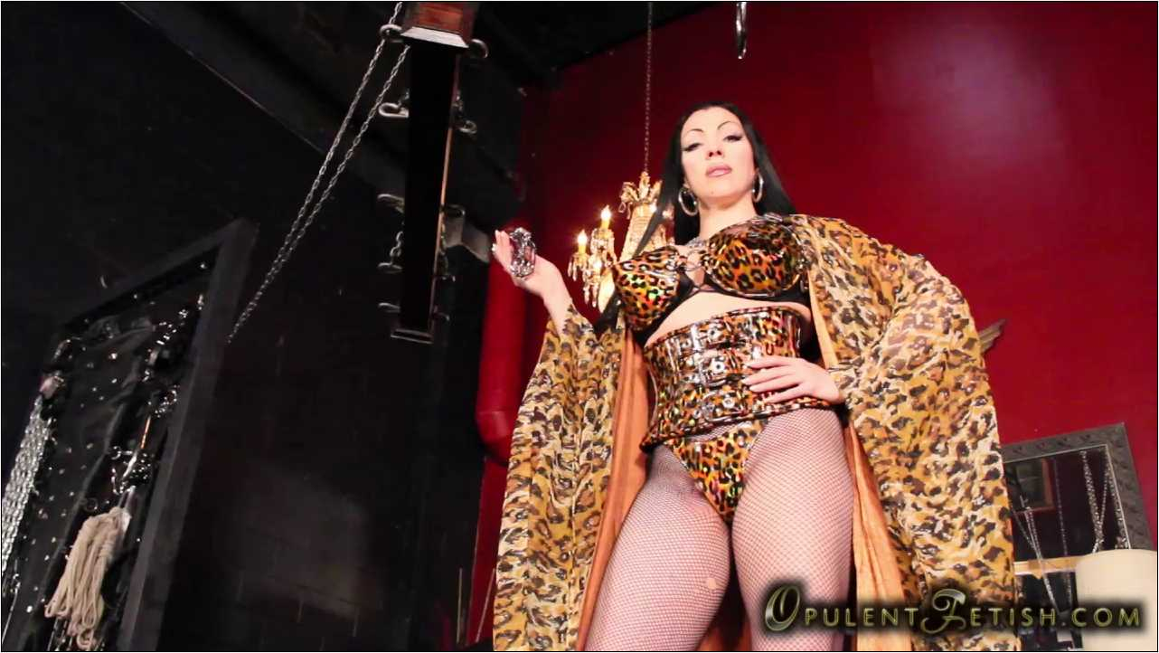 Goddess Cheyenne In Scene: Are You Ready to Serve - OPULENTFETISH / GODDESSCHEYENNE - HD/720p/MP4
