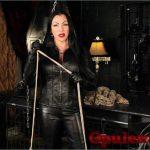 Goddess Cheyenne In Scene: Bound Drained and Forced into Chastity – OPULENTFETISH / GODDESSCHEYENNE – HD/720p/MP4