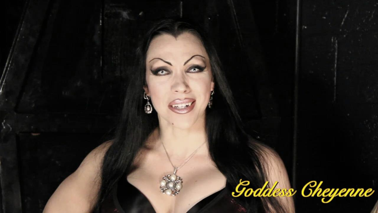 Goddess Cheyenne In Scene: Entranced Cocksucker - OPULENTFETISH / GODDESSCHEYENNE - HD/720p/MP4