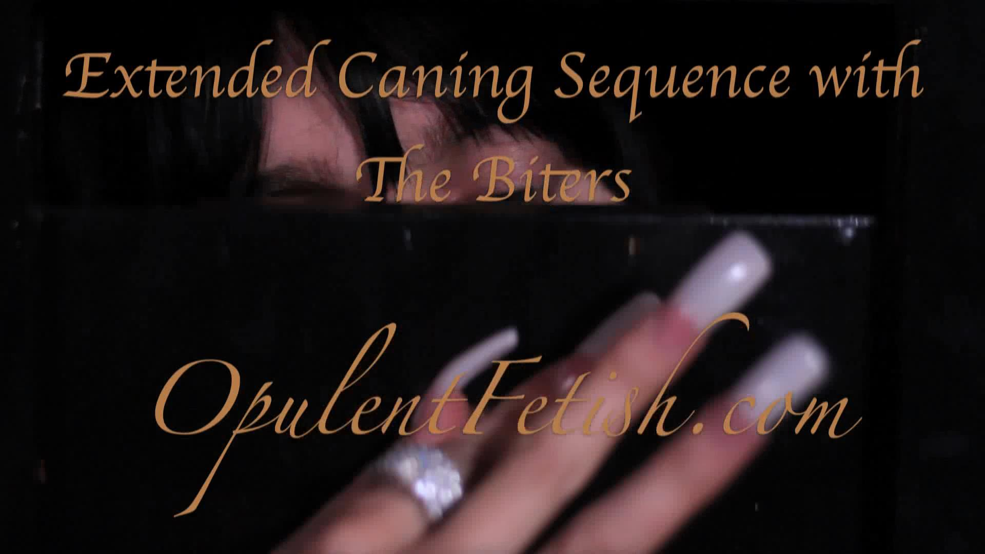 Goddess Cheyenne In Scene: Extended Caning Scene with The Biters for the Music Video Hold On - OPULENTFETISH / GODDESSCHEYENNE - FULL HD/1080p/MP4