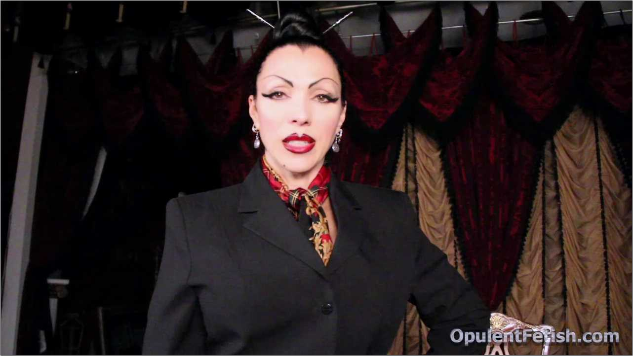 Goddess Cheyenne In Scene: FemDom Boss - OPULENTFETISH / GODDESSCHEYENNE - HD/720p/MP4