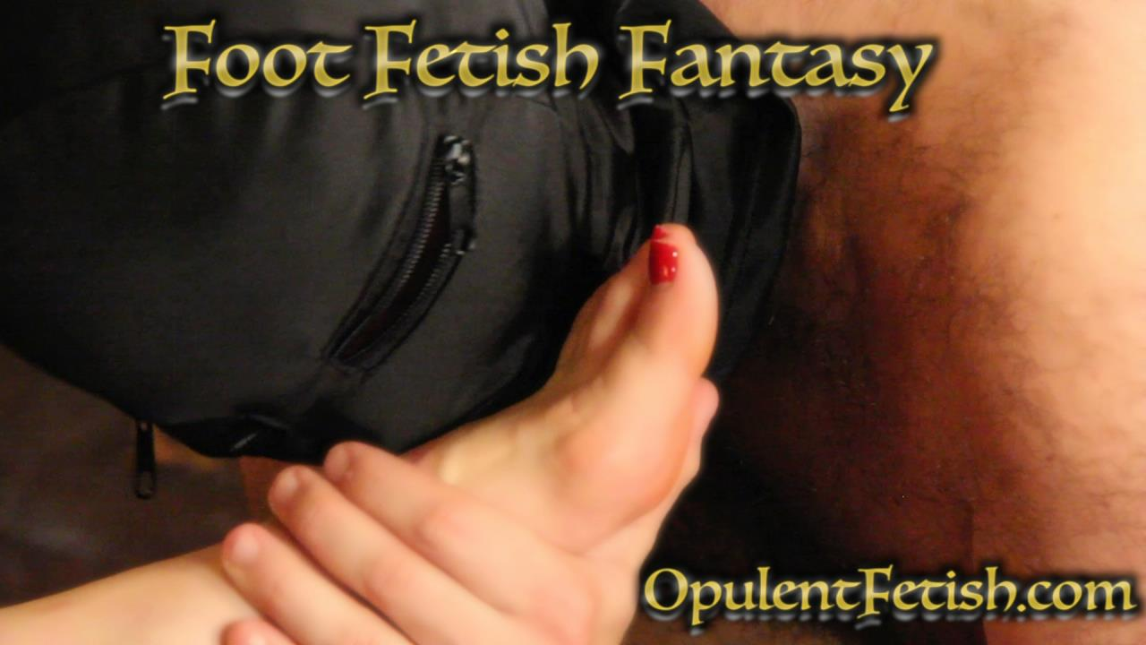 Goddess Cheyenne In Scene: Foot Fetish Fantasy - OPULENTFETISH / GODDESSCHEYENNE - HD/720p/MP4